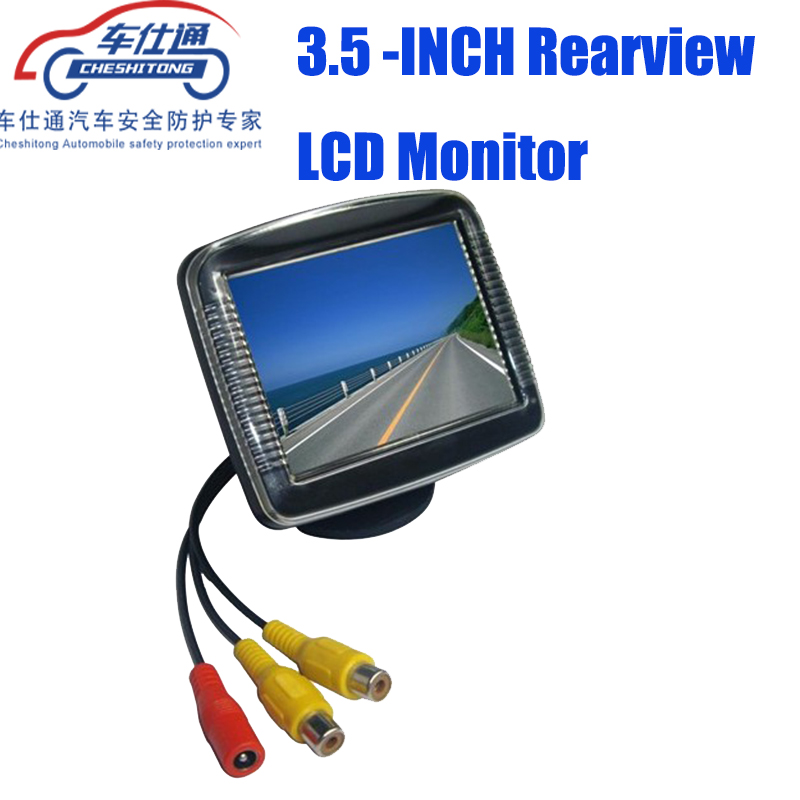 Screen Monitor Reverse-Camera Parking Car-Rear-View DVD LCD TFT