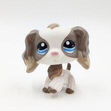 Rare littlest animal figure 2254 original font b pet b font shop lps toys dog Cocker