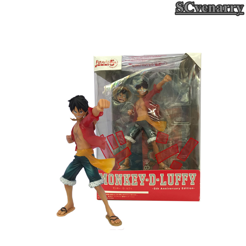 Action & Toy Figures Anime One Piece Luffy Pvc Action Figure Toy Monkey D Luffy Collectible Figures Kids Toys Christmas Gift