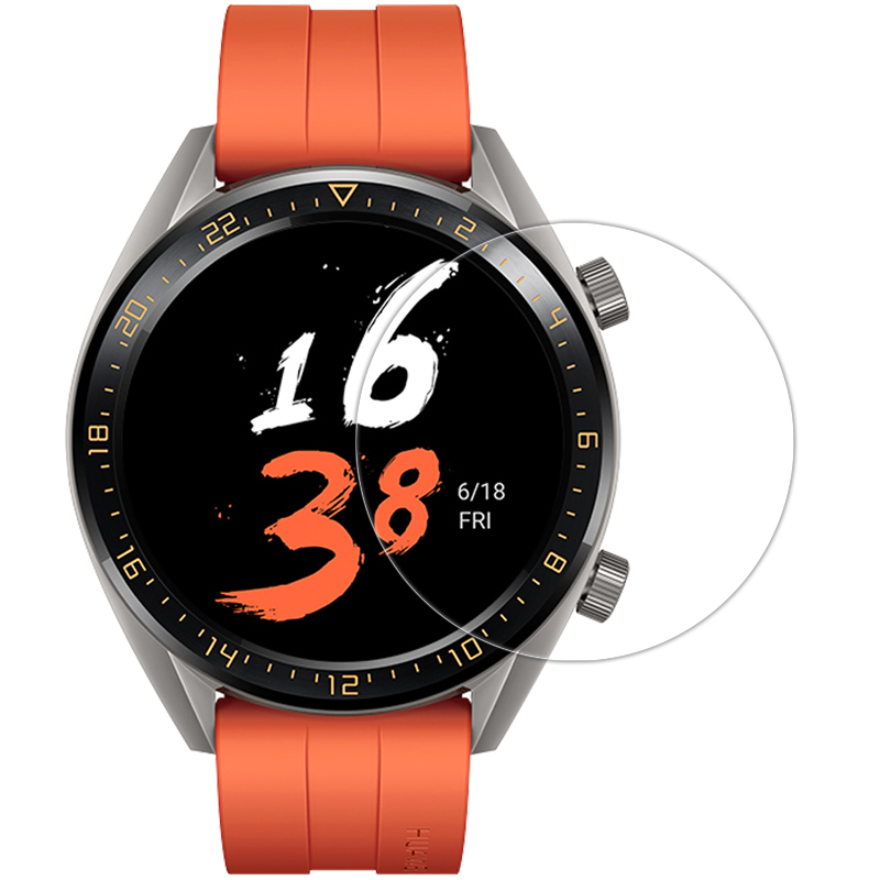 NILLKIN Screen-Protector Watch Amazing Huawei Tempered-Glass-Film GT For 46mm Anti-Explosion