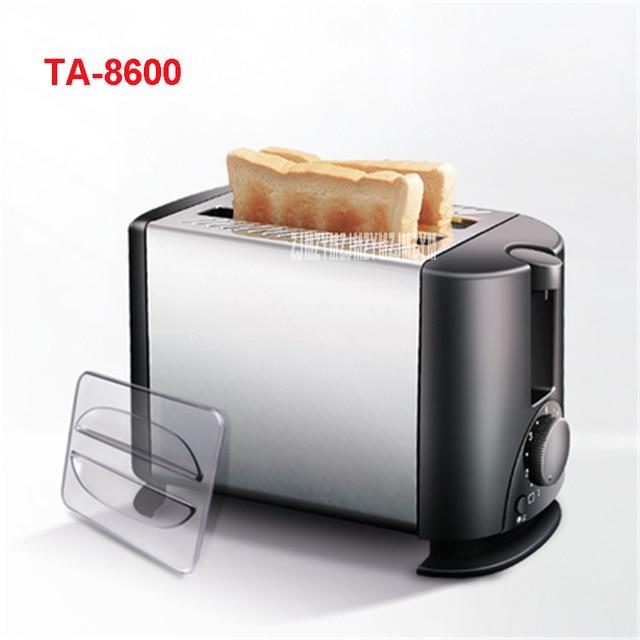 TA-8600 Высокое качество бытовой техники сентек мини-печь тостер хлебопечки корпус из нержавеющей стали 220 В/ 500 Вт тостеры
