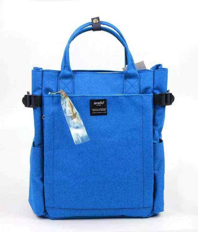 Модные модели двойного назначения мужские и женские рюкзаки, новый бренд anello Оксфорд большие мужские и женские Школьный рюкзак сумки