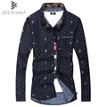 Plus Size 7XL XXXXXXL Brand Men Clothes Slim Fit Men Long Sleeve Shirt Men Plaid Cotton Men Shirt Social Camiseta Masculina