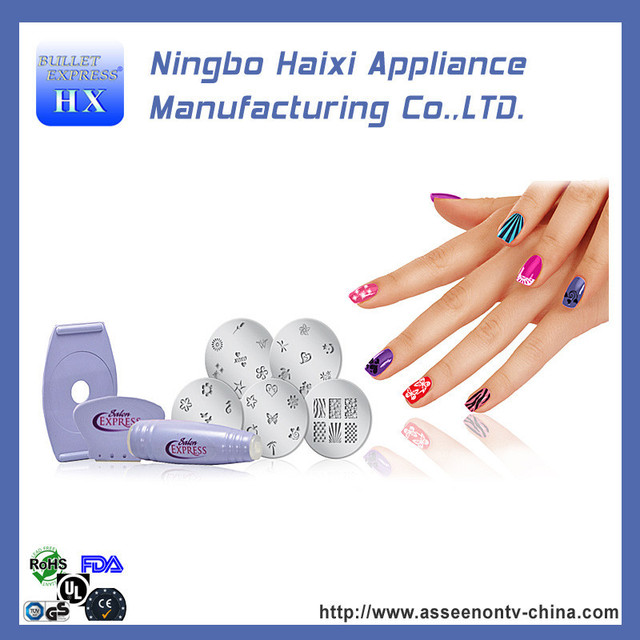 Free Shipping Easy To Use Plastic Designed Digital Nail Art Printer