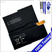 For MICROSOFT SURFACE PRO 3 1631 Battery G3HTA005H G3HT 7.6V 42.2Wh/5547mah G3HTA009H MS011301 PLP22T02 with Free Tools