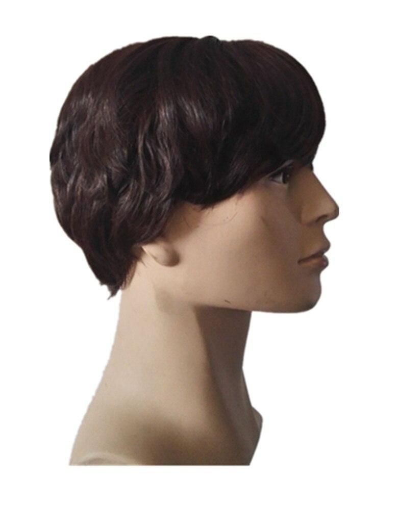 fei show short wig synthetic heat