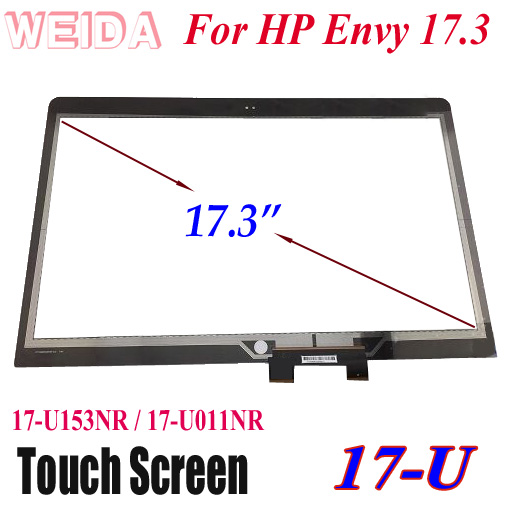 WEIDA Touch Digitizer Replacement 17.3