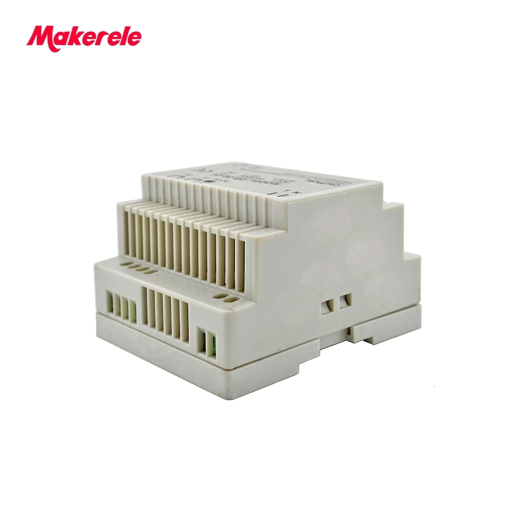 DR series slide 30w CE single output Din rail Switch Power Supply Driver Switching For LED Strip Light Display Free Shipping 12v 3 2a 40w switch power supply driver for led light strip 110v 220v