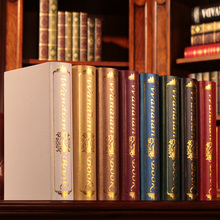 10PC Book Oumina European bible   bridal photography study simulation    false bookcase props box book decoration wall dies