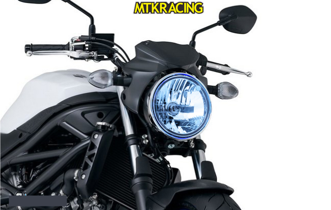 MTKRACING FOR <font><b>Suzuki</b></font> SV650 <font><b>SV</b></font>-<font><b>650</b></font> <font><b>SV</b></font> <font><b>650</b></font> 16-18 SV650X <font><b>SV</b></font>-650X SV650 X 18 motorcycle Headlight Protector Cover Shield Screen Lens image