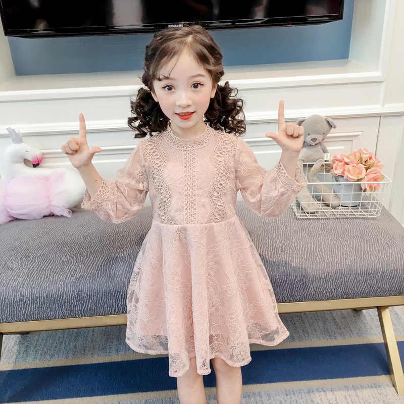 4397398599da32b Подробнее Обратная связь Вопросы о Весенне летнее кружевное платье для  девочек, платье принцессы для девочек, детская одежда, платье пачка для  девочек, ...