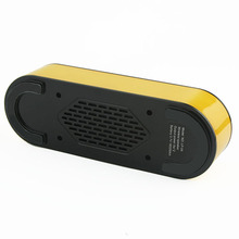 High Quality Portable HIFI Bluetooth Receiver Speaker Wireless speakers Boombox Super Bass Surround sound With Mic FM TF Card