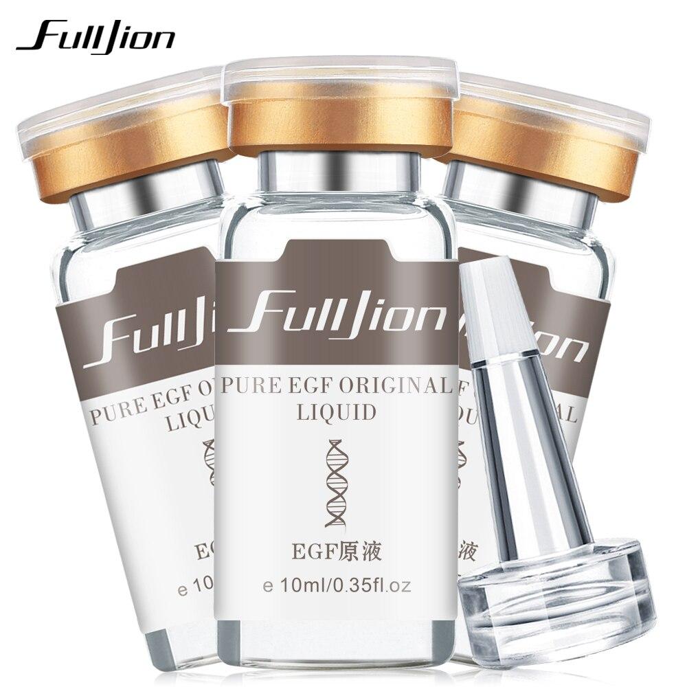 Fulljion fehérítő hidratáló krém tiszta EGF eredeti folyadék eltávolítása akne heg javítás essence ránctalanító szérum bőrápolás