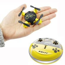 FQ777 FQ04 RC Hubschrauber 2,4g 4CH 6-achsen-gyro Mini Tasche RC Drone mit 0.3MP HD Kamera RTF quadcopter Fernbedienung Spielzeug