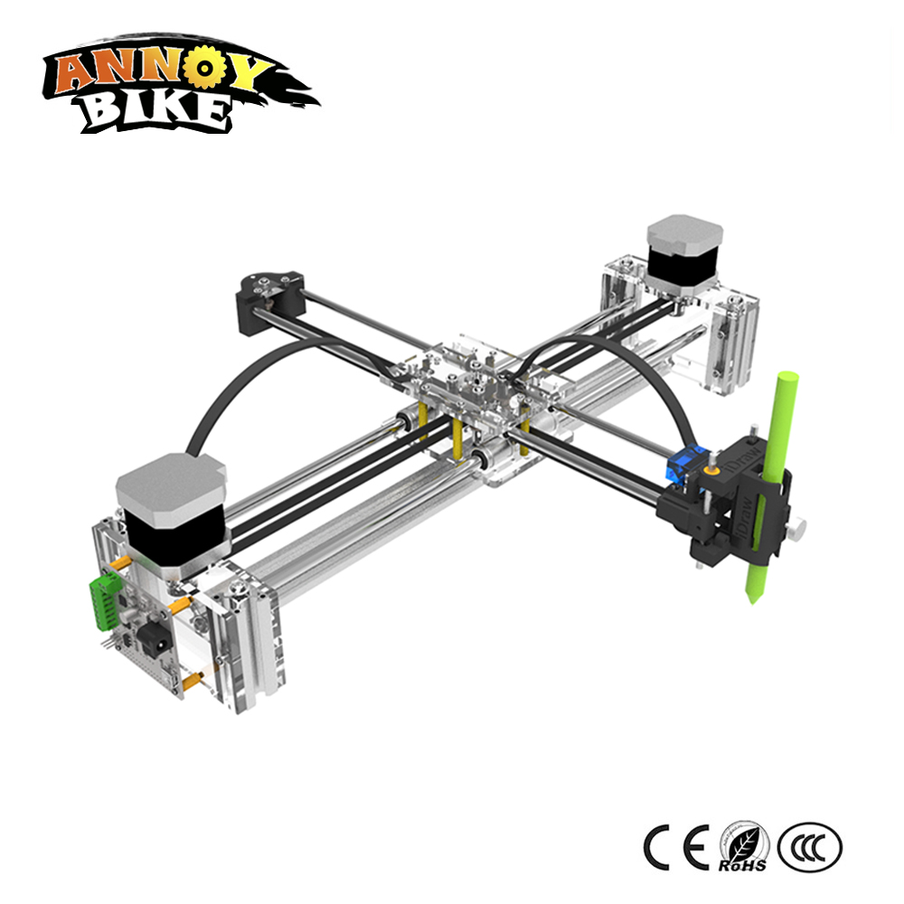 Drawbot Suitable For Painting, Writing, Laser Engraving The Corexy Structure Of The XY Plotter Christmas Present