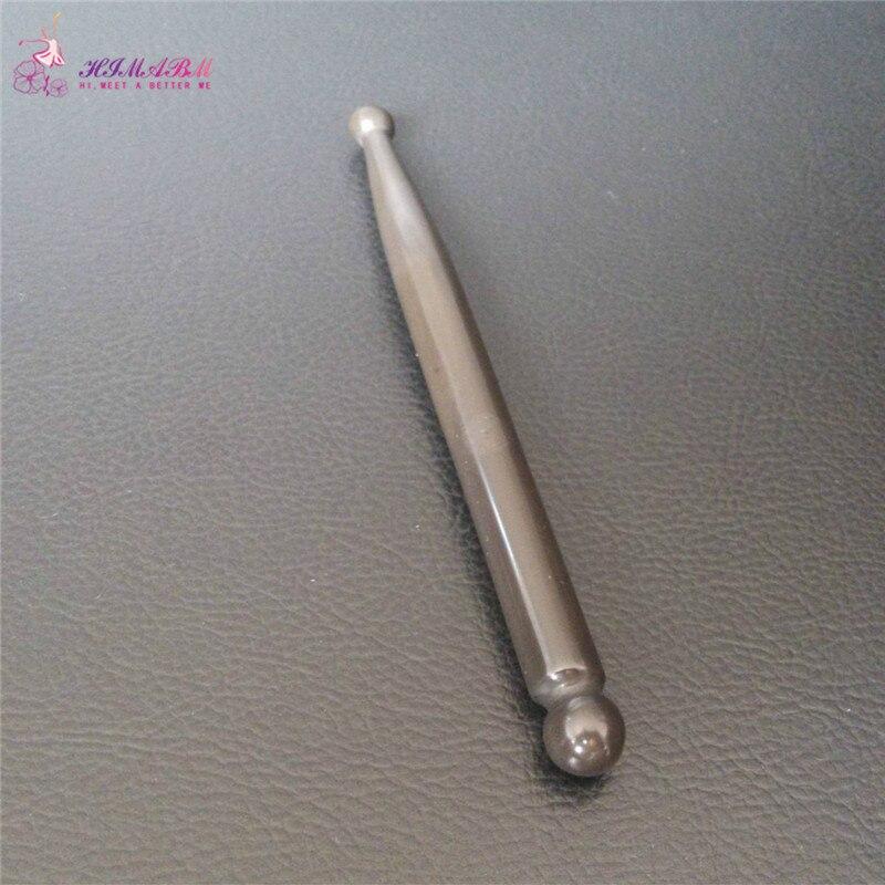 1 Pcs natural Basalt stone massage stick beauty massage wands for body health massager yoni wand