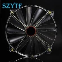 Computer Chassis Fan LED33 Light Illuminated Fan Ultra Silent Fan SZFYTF-L18 180 * 180 * 25mm Cooling Fan
