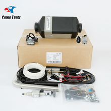 With GSM cellphone control 2kw 12v diesel air parking heater with CE certification for car bus truck caravan camper