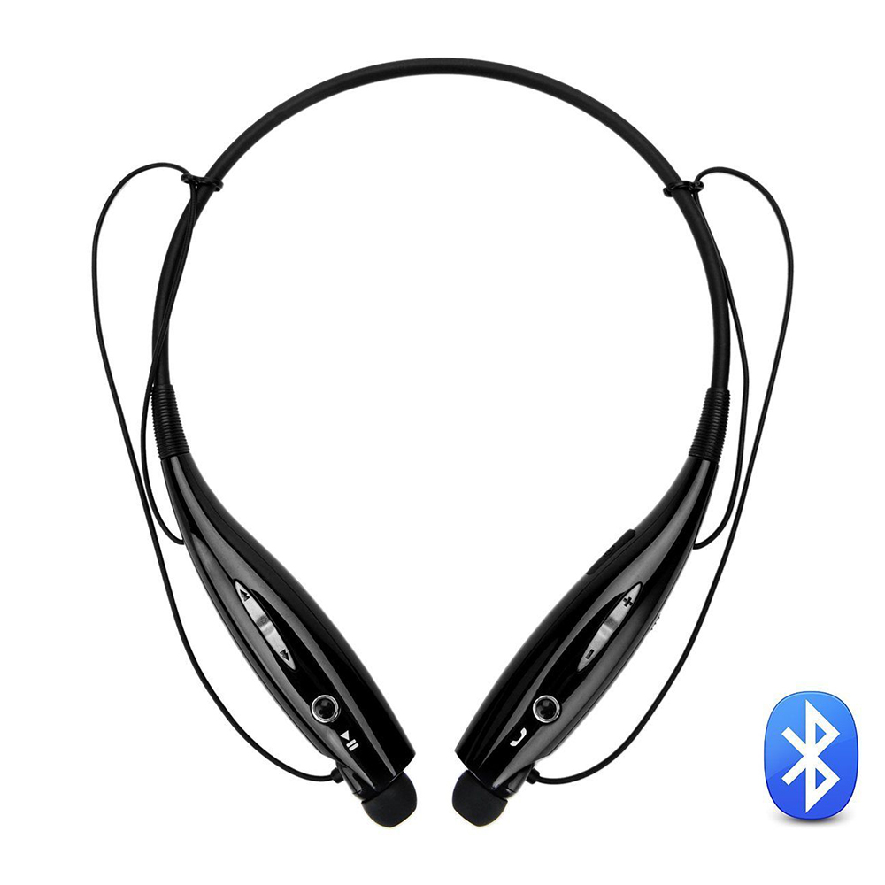 Sports Wireless Headset HBS-730 Bluetooth Earphone Stereo Bluetooth Headphones Headsfree with Microphone Bass for android ios dacom gf7 bluetooth 4 1 wireless sports stereo music headset headsfree earbuds support ios android pc with mic for iphone7 7p