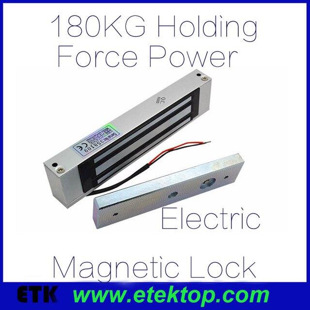 Aliexpress.com : Buy 180Kg 350lbs Force Electric Magnetic Door ...