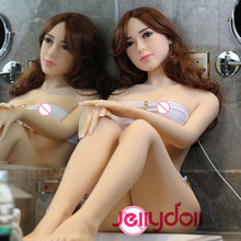 165 cm silicone love dolls for men,life size solid sex doll big ass.realistic skin,metal skeleton,real vagina anal sex oral