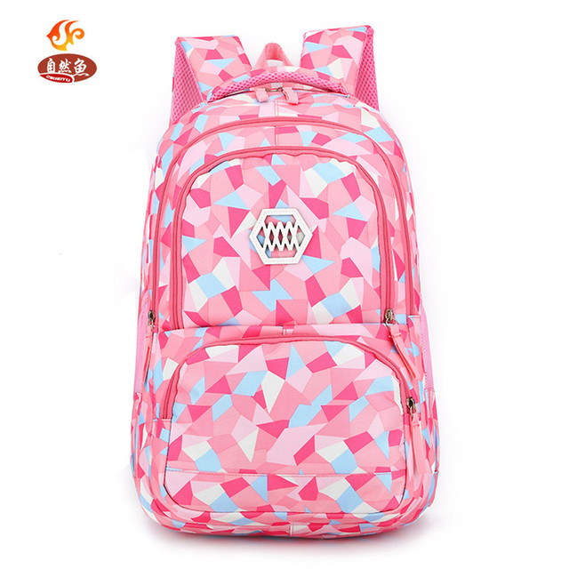 b7d6a354fd Fashion High school backpack