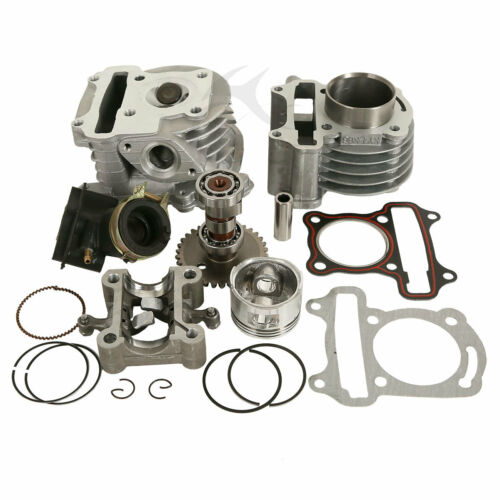 Motorcycle Chinese Scooter GY6 50CC To 80CC BIG BORE Cylinder Kit For ROKETA TAOTAO BAJA