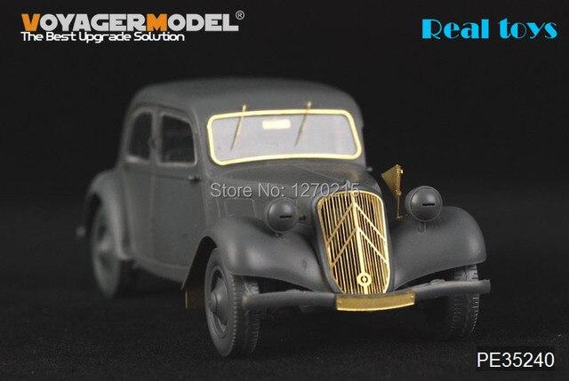 Вояджер модель PE35240 1/35 второй мировой войны Citroen тяги 11CV персонал автомобилей ( для TAMIYA 35301 )