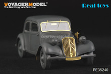 Voyager model PE35240 1/35 WWII Citroen Traction 11CV Staff Car (For TAMIYA 35301)