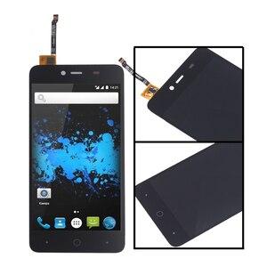 Image 3 - עבור Highscreen קל L LCD תצוגת מסך מגע Digitizer חיישן עבור Highscreen קל L תצוגת מסך LCD טלפון חלקי משלוח כלים