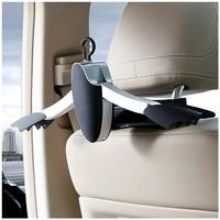 Car Seat Headrest Clothes Hanger Jacket Suit Holder Rack Coat Hanger Clothes Socks hats ties hook for Benz BMW Lincoln audi new