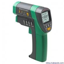 Buy online Mastech MS6540A Infrared Thermometer Adjustable Emissivity Temperature Laser Gun  LCD Digital Thermometer -32~850C
