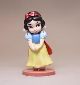 Image 5 - 11Pcs Tiana Merida Jasmine Princess Action Figures Snow Whiteเจ้าหญิงเงือกอะนิเมะตัวเลขเด็กของเล่นสำหรับเด็กผู้หญิงเด็ก