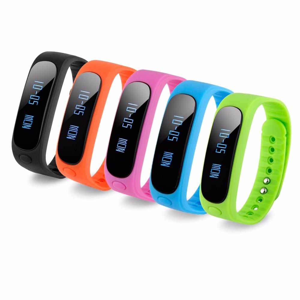 imágenes para Diggro SW19 Inteligente Wristband Del Reloj Android Pulsera Wearable Dispositivos Inteligentes Pulsera Deportivo Con Gimnasio Rastreador PK mi banda 2