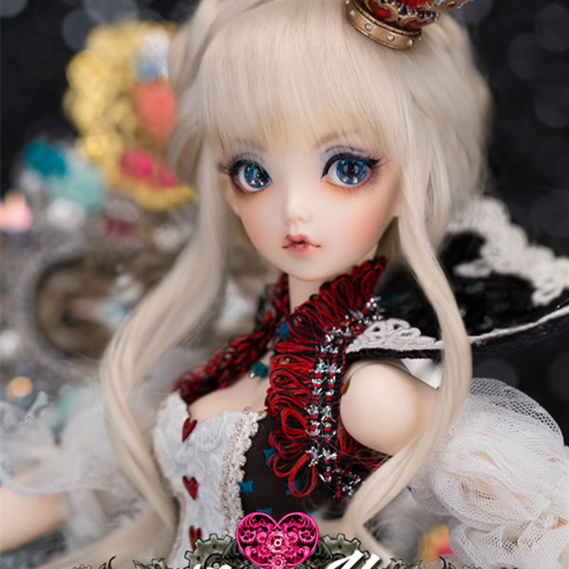 Bjd sd doll  minifee 1/4 chloe mio boy girl joint doll Free eyes High quality bjd sd doll wigs soom photon minifee chloe male female dolls black long wig 3 1 1 6 immediately shipped