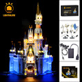 LIGHTAILING LED Light Kit Voor Creatieve Serie Cinderella Prinses Kasteel Model Licht Set Compatibel Met 71040
