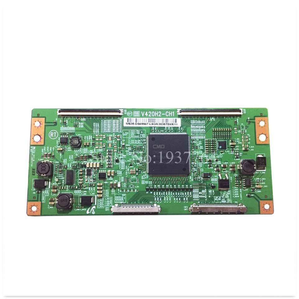 good working High-quality for original V420H2-CH1 logic board V460H1-LE3 screen V546H1-LE1 screen цена 2016