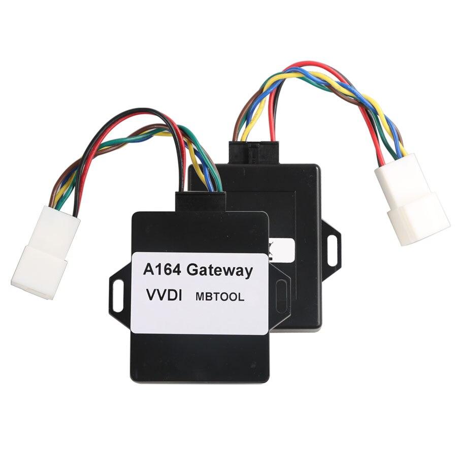 Цена за Высокое качество для Mercedes A164 W164 шлюз адаптер для VVDI MB BGA инструмент и NEC PRO57