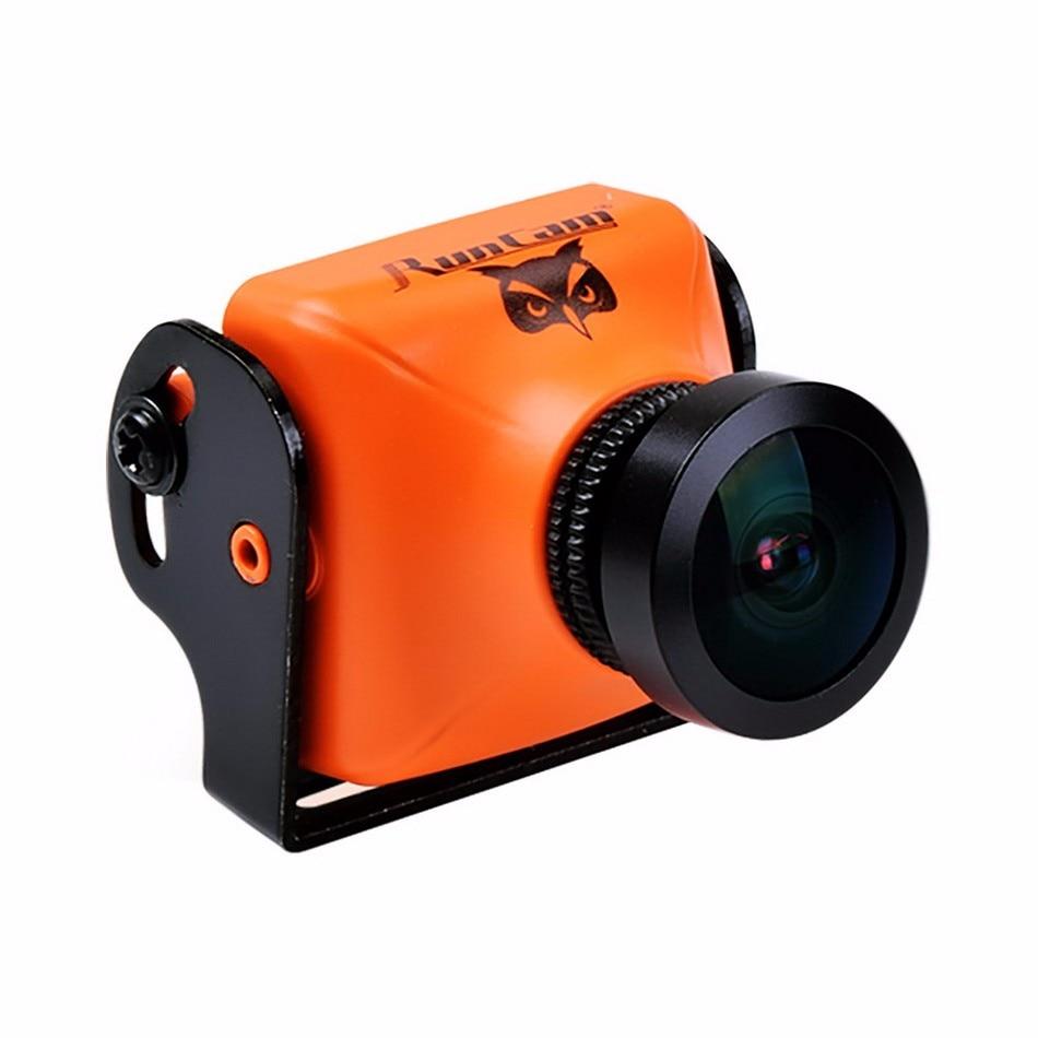 100 Original RUNCAM OWL PLUS 700TVL Mini FPV Camera 0 0001 Lux 150 Wide Angle IR