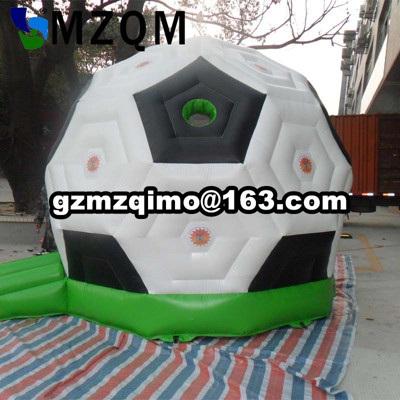 2018 World Cup Inflatable Kids Bouncer Slide Jumping Castle for Football Fan in Inflatable Bouncers from Toys Hobbies