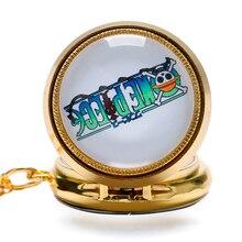 One Piece Design Quartz Pocket Watch
