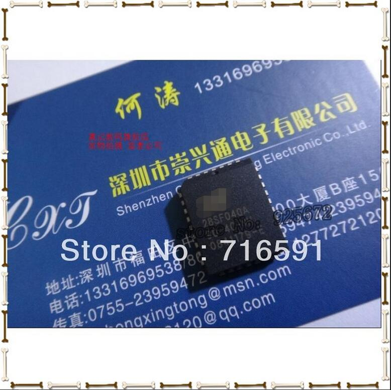Integrated circuit IC not polished SST28SF040A-90-4c-NH Free Shipping