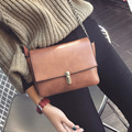 Retro women messenger bags small female shoulder bags luxury top-handle bag leisure mini leather bolsos flap 4S9054
