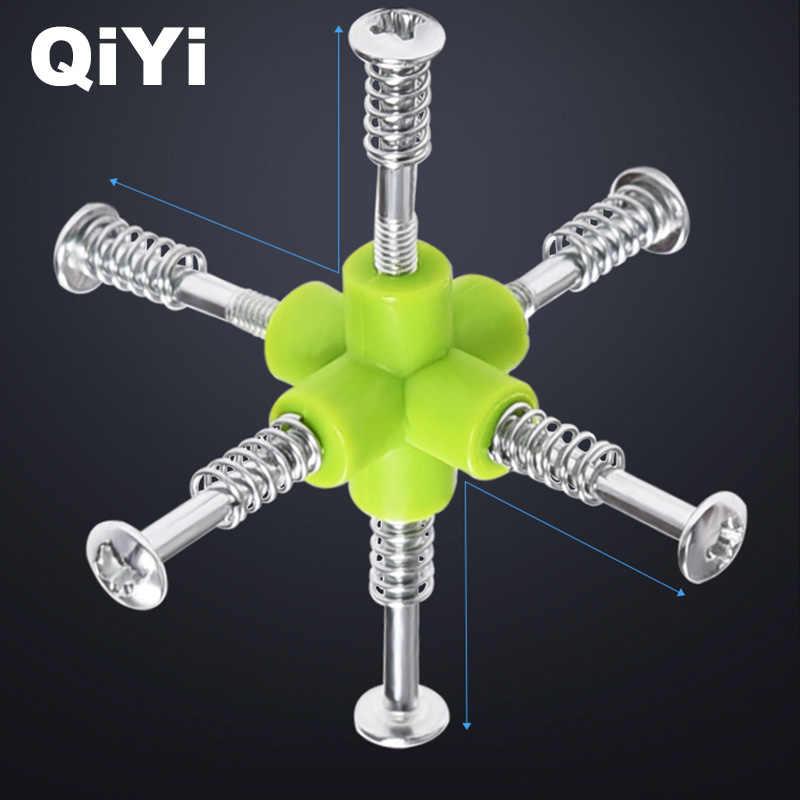 QIYI бренд магический куб 3*3*3 головоломка Скорость Куб обучающий игрушки для детей MOYU Rubiking куб аутизм дети игрушки кубики подарки идеи