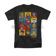 Masters Of The Universe He-Man Characters Licensed Adult Shirt men tshirt summer fashion male tee-shirt cotton tops sbz5338(China)