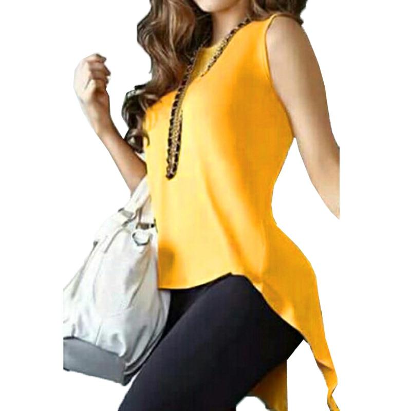 Sleeveless Summer Woman Tops Tee Shirts Blusas Beach Wear Back Cross Bandage Blouse Shirt Large Plus Size 3XL Clothes WS5149W