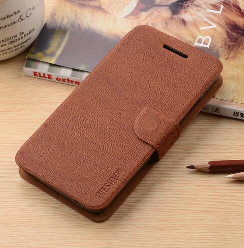 Vernee Mars Case 5.0 Inch 100% original pu Leather Flip Case Cover For Vernee mars Smartphone in stock