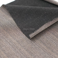 BLOCK EMF Silver Fabric Non woven Process Of Stitch Weave