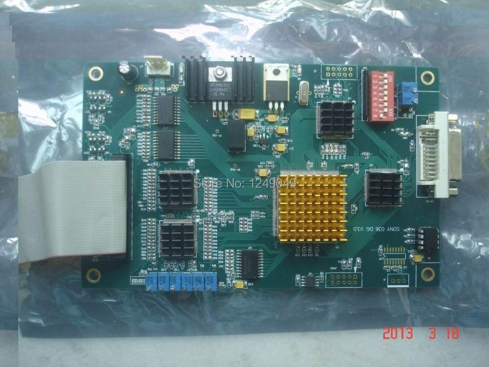 Brand New  LCX036 DIG V3.0 LCD driver PCB for Doli 2300//2410 brand new lcx028 lcd for doli 2300 minilab
