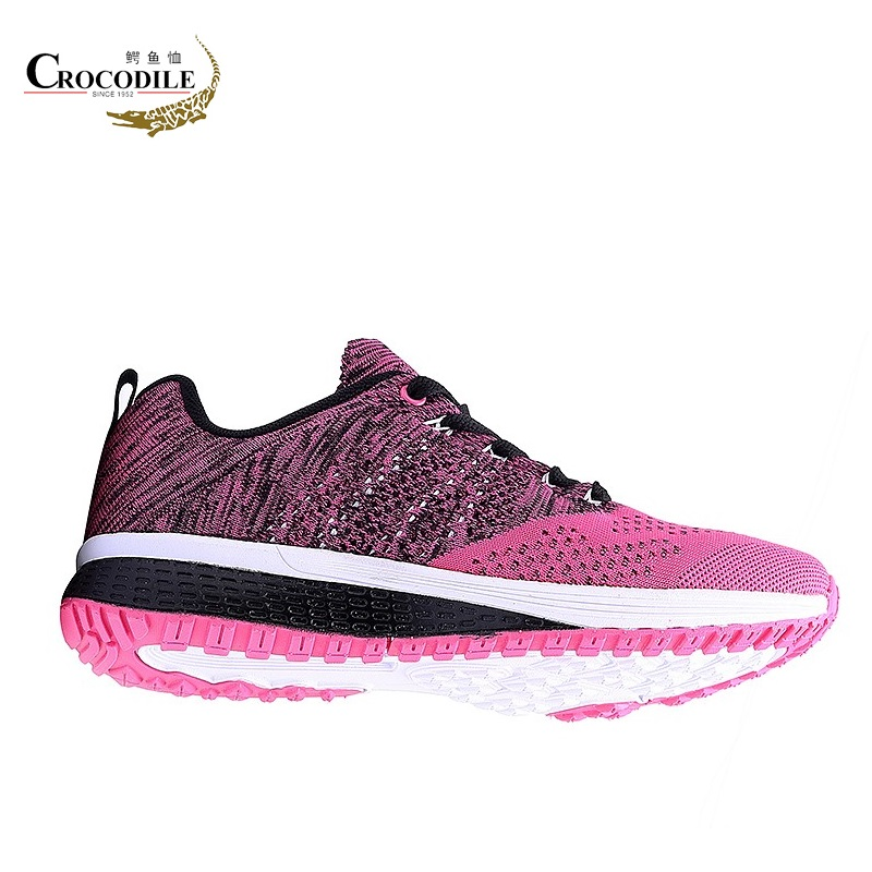 Crocodile 2018 Women Running Shoes Ladies Mesh Damping Jogging Shoes Femme Sneakers Light Women Flat Athletic Sport Shoes7327730 2017brand sport mesh men running shoes athletic sneakers air breath increased within zapatillas deportivas trainers couple shoes
